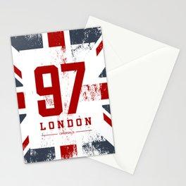 Vintage London Stationery Cards