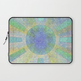 Surya Invocation (Sun) #2 - Magick Square Yantra Tantra Laptop Sleeve