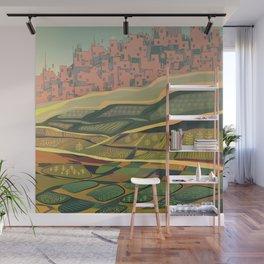 Growing Food Wall Mural