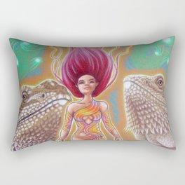 Dragon's Call Rectangular Pillow