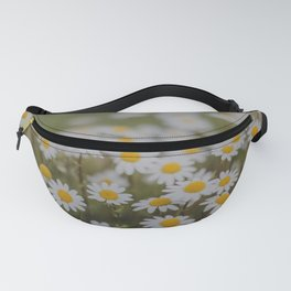 Wild Daisies Fanny Pack