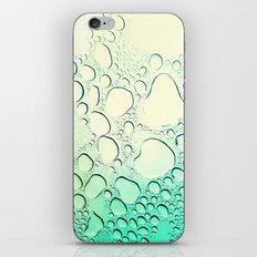 Raindrops? More like Rain Puddles iPhone & iPod Skin