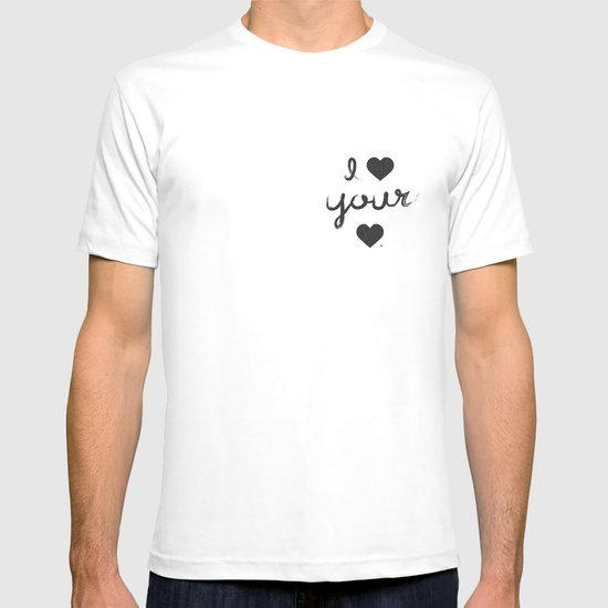 i heart your heart T-shirt