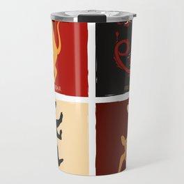 House of D. Travel Mug