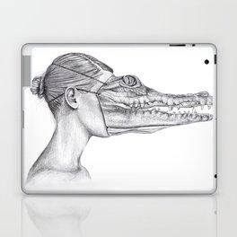 The Alligator Mask Laptop & iPad Skin