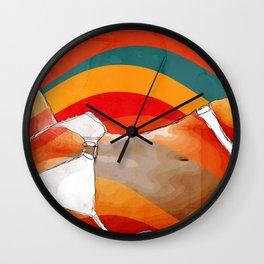The Girl From Ipanema Wall Clock
