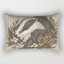 Badger Rectangular Pillow