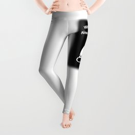 Welcome to NYC Rat Leggings