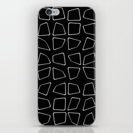 Changing Perspective - Simplistic Black and white iPhone Skin