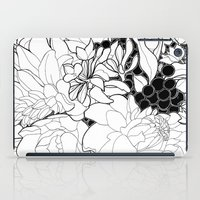 korean iPad Cases featuring Korean Spring by Madame Mim