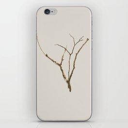 COMPOSIZIONE RAMI I iPhone Skin
