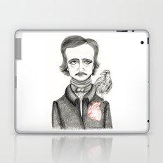Allan Poe Laptop & iPad Skin