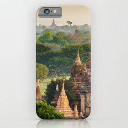 Bagan, Myanmar iPhone Case
