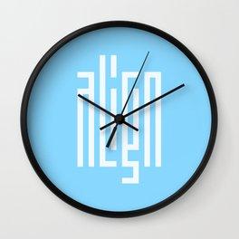 align Wall Clock