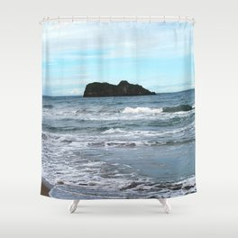 Salt Life Shower Curtain