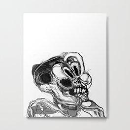 Memory Portrait III Metal Print