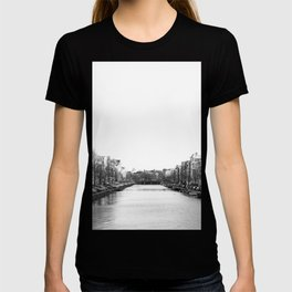 canal in Amsterdam T-shirt
