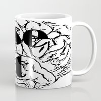 cocaine Mugs featuring USE IT by Chrisb Marquez
