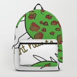sowing love Backpack