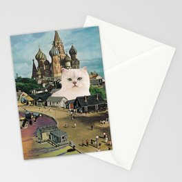 Giant Cat Stationery Cards