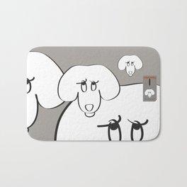 Animal Testing - Really people? Bath Mat