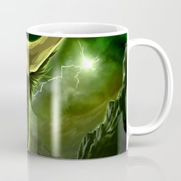 WOLF 717 Coffee Mug