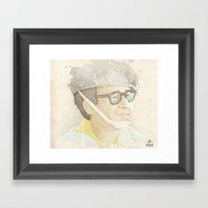 The Keymaster Framed Art Print