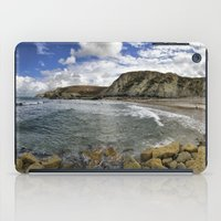 agnes iPad Cases featuring St Agnes by Mark Nelson