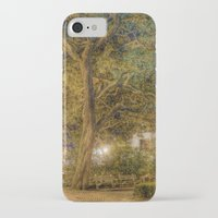 allyson johnson iPhone & iPod Cases featuring Johnson Square by -SM-