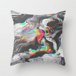 TRISTES TROPIQUES Throw Pillow