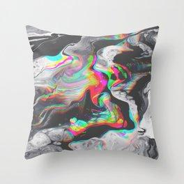 TRISTES TROPIQUES Throw Pillow