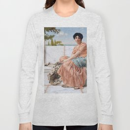 In the Days of Sappho Long Sleeve T-shirt