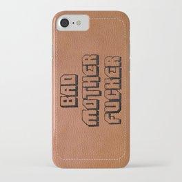 Bad Motherfucker iPhone case iPhone Case