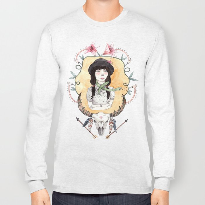 Maryanna Long Sleeve T-shirt