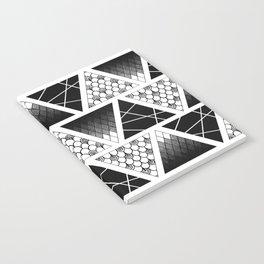 Zentangle Triangles Notebook
