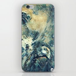 ALTERED Sharpest View of Orion Nebula iPhone Skin