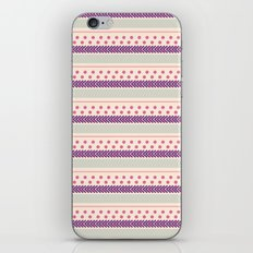 I Heart Patterns #011 iPhone & iPod Skin