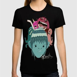 """Aquaboy"" by Kieran David T-shirt"