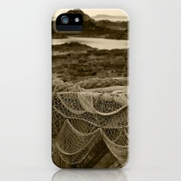 Netting Lobos Tint iPhone Case