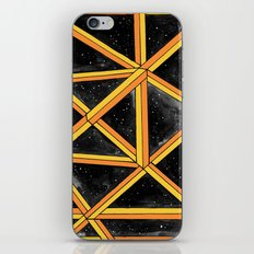 geo galaxy iPhone & iPod Skin