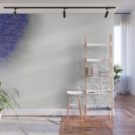 """Between Navy and White"" Wall Mural"