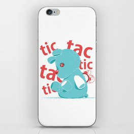 Teddy Bomb iPhone Skin