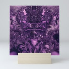 Purple Glory Mini Art Print