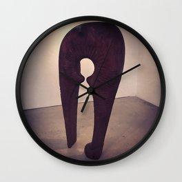 Isamu Noguchi Sculpture Wall Clock