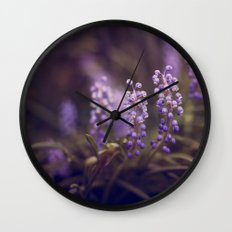 SPRING SPARKLE Wall Clock