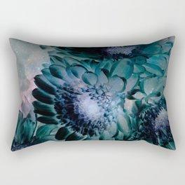 Cosmic Asters Rectangular Pillow
