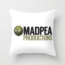 MadPea Throw Pillow