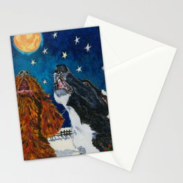The Moon Dog Singers Stationery Cards