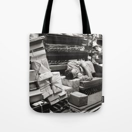 Hong Kong #31 Tote Bag