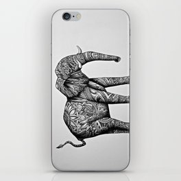 Tribal Elephant iPhone Skin